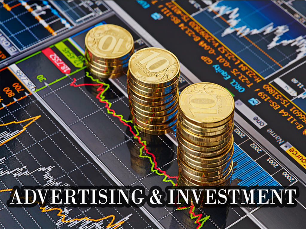 advertising and investment